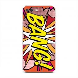 Силиконовый чехол Bang на iPhone 7 Plus