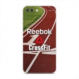 Силиконовый чехол Reebok crossfit на iPhone 7 Plus