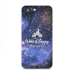 Силиконовый чехол Disney в звездах на iPhone 7 Plus