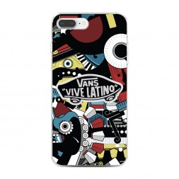 Силиконовый чехол Vans Vive datino на iPhone 7 Plus
