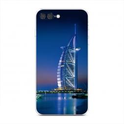 Силиконовый чехол Бурдж Эль Араб на iPhone 7 Plus