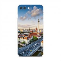 Силиконовый чехол Берлин на iPhone 7 Plus