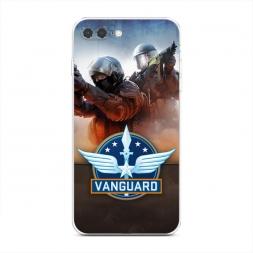 Силиконовый чехол Operation vanguard на iPhone 7 Plus