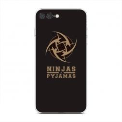 Силиконовый чехол Nip cs на iPhone 7 Plus