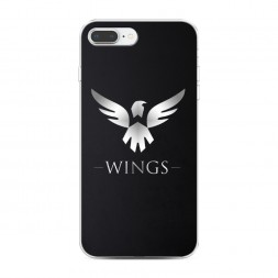 Силиконовый чехол Wings dota2 на iPhone 7 Plus