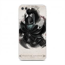 Силиконовый чехол Phantom assassin на iPhone 7 Plus