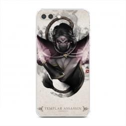 Силиконовый чехол Templar assassin на iPhone 7 Plus