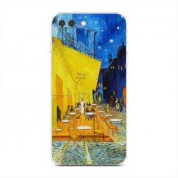 Силиконовый чехол Ван Гог Желтый дом на iPhone 7 Plus