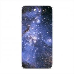 Силиконовый чехол Яркие звезды на iPhone 7 Plus