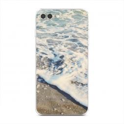 Силиконовый чехол Морская пена на iPhone 7 Plus