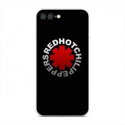 Силиконовый чехол Ред Хот Чили Пеперс на iPhone 7 Plus