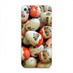 Силиконовый чехол Киндер сюрприз на iPhone 7 Plus