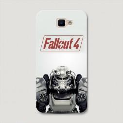 Пластиковый чехол Fallout 6 на Samsung Galaxy J5 Prime 2016