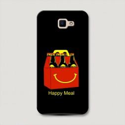 Пластиковый чехол Happy Meal на Samsung Galaxy J5 Prime 2016