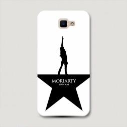 Пластиковый чехол Moriarty на Samsung Galaxy J5 Prime 2016