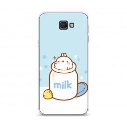 Cиликоновый чехол Mimimilk на Samsung Galaxy J5 Prime 2016