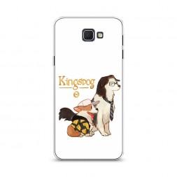 Cиликоновый чехол kingsdog на Samsung Galaxy J5 Prime 2016