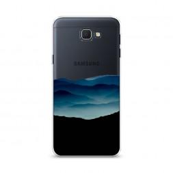 Cиликоновый чехол Горы арт 7 на Samsung Galaxy J5 Prime 2016
