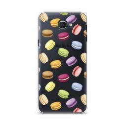 Cиликоновый чехол Macarons на Samsung Galaxy J5 Prime 2016